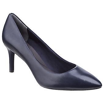 Rockport Womens Total Motion Pointy Toe Stiletto Shoe Ocean