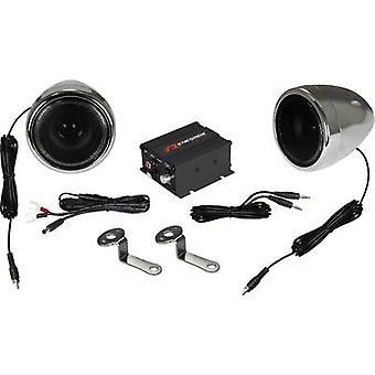 Renegade RXA100C 2-weg luidspreker assemby set 100 W