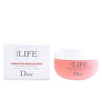 Diane Von Furstenberg Hydra Life gloed beter - verse gelei maskeren 50 Ml voor vrouwen