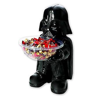Star Wars Candy Bowl Holder Darth Vader Süßigkeitenhalter, aus Kunststoff (mit Schüssel)