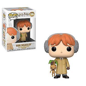 Funko POP Harry Potter: Ron Weasley Herbology  Collectible Figure