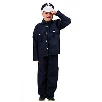 Pour enfants costumes Costume de capitaine pour les enfants