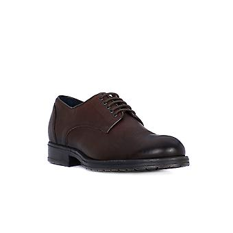 IGI & co brush brown shoes