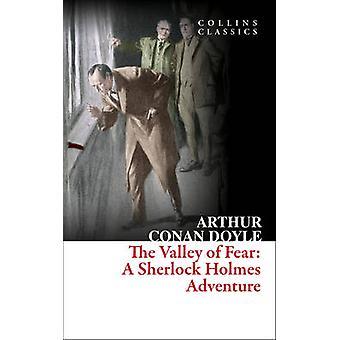 وادي الخوف من السير آرثر كونان دويل-كتاب 9780008166755