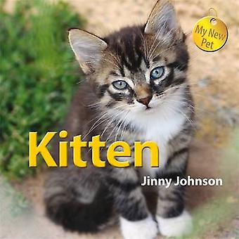 Kitten (Illustrated edition) by Jinny Johnson - 9781445138428 Book