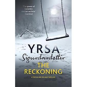 The Reckoning by Yrsa Sigurdardottir - 9781473621565 Book