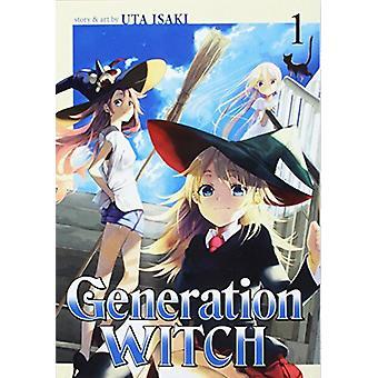Generatie Witch - Vol. 1 door-nacht Isaki Uta - 9781626925335 boek