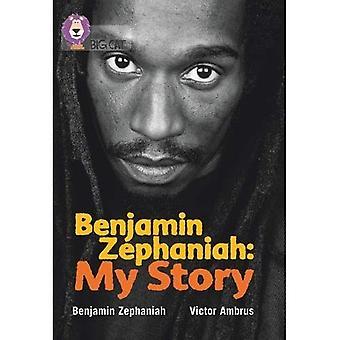 Collins Big Cat - Benjamin Zephaniah: Mijn verhaal: Band 17 / diamant