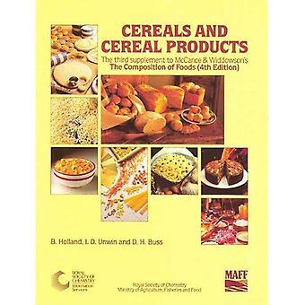 Spannmål och spannmålsprodukter: RSC: spannmål och spannmålsprodukter produkter tillägg till 4r.e (R6743kr)