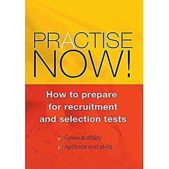 Pratique agora: Como se preparar para testes de seleção e recrutamento