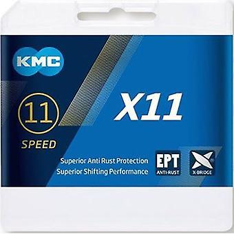KMC X 11 EcoProteQ 11-speed bike chain / / 118 links