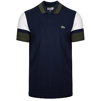 Lacoste Slim Fit Navy Polo Polo