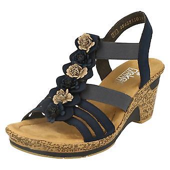 Damer Rieker sandaler 60610