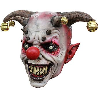 Jingle Jangle Latex Mask For Halloween