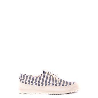 Hogan Hxw2580af90iu803 Donne's Sneakers di tessuto bianco/blu