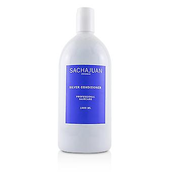 Sachajuan zilver Conditioner - 1000ml/33,8 oz