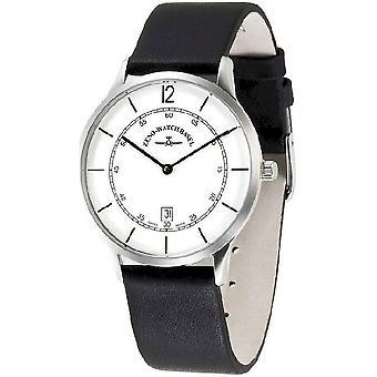 Zeno-watch Herre ur site hvide 6563Q-i2