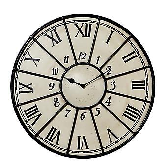 Reloj Douglas Industrial estilo Metal