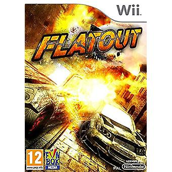 Flatout (Wii) - New