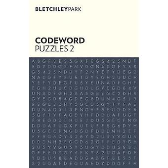 Bletchley Park Codeword Puzzles 2 by Arcturus Publishing - 9781788280