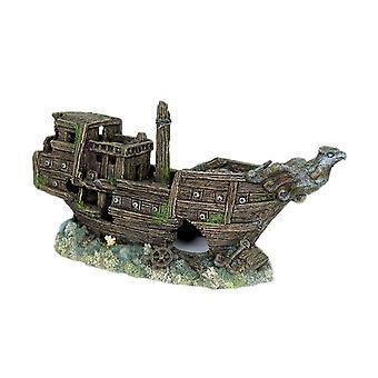 Betta Choice Shipwreck
