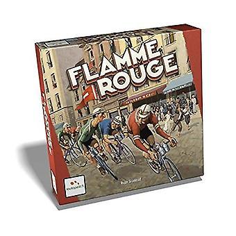 Lautapelit Flamme Rouge Brettspiel