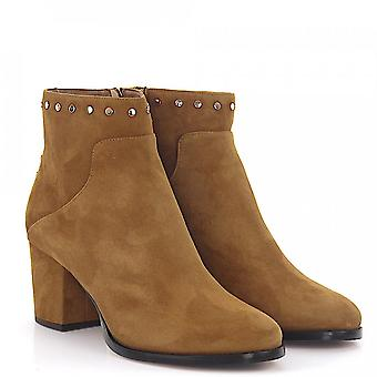 JIMMY CHOO Womens Melvin Cap Toe Ankle Fashion Boots