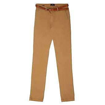 Scotch & Soda Slim Fit Chino pantalon, Sand