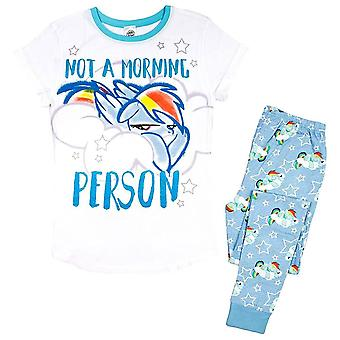 Women's My Little Pony Rainbow Dash Pyjama Set