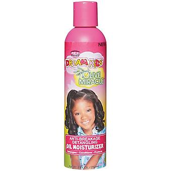 African Pride Dream Kids Olive Miracle Anti Breakage Oil Moisturizer 8oz