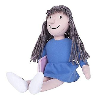 Roald Dahl Matilda Soft Toy, por designs Rainbow
