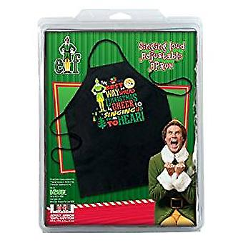 Apron - Elf the Movie Singing Loud For All 15475