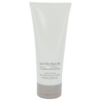 Intrusion body lotion door oscar de la renta 414210 200 ml