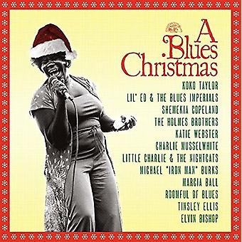 Verschiedene Künstler - Blue Christmas [Vinyl] USA importieren