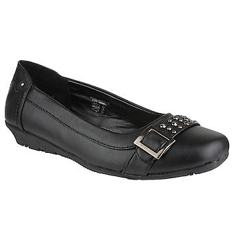 Miscellaneous Other Kids Christy 2 Back to School Girls Shoe Black