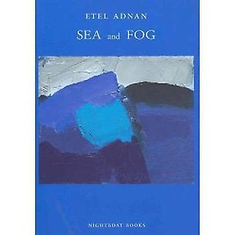 Sea and Fog by Etel Adnan - 9780984459872 Book