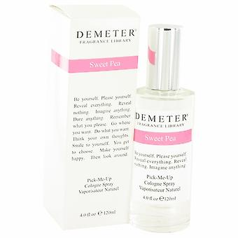 Demeter by Demeter Sweet Pea Cologne Spray 4 oz / 120 ml (Women)