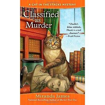 Classified as Murder by Miranda James - 9780425241578 Book