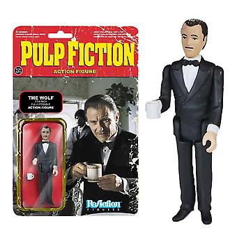 Pulp Fiction the Wolf ReAction Figure