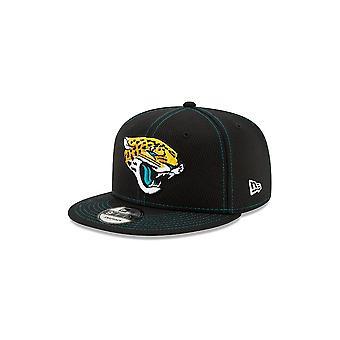New Era Nfl Jacksonville Jaguars 2019 Sideline Road 9fifty Snapback