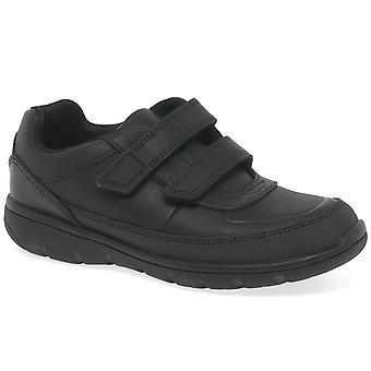 Clarks Venture Walk Boys Junior School Shoes