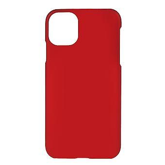 IPhone 11 Pro Classic Gumowana powłoka - Czerwony