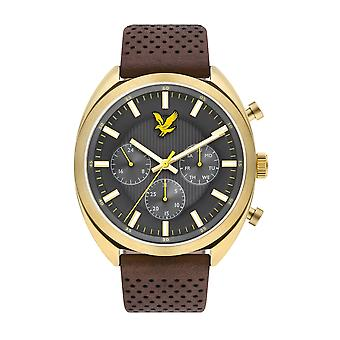 Lyle & Scott LS-6016-02 Men's Tevio XE Grey Dial Wristwatch