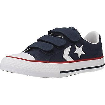 Converse schoenen Chuck Taylor Star Player Oxstar Plyr 3V kleur Navywhite