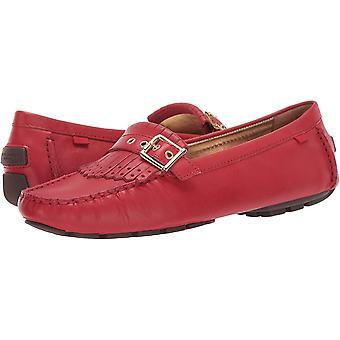 MARC JOSEPH NEW YORK Women's Leather South Street Kilt Loafer Driving Style