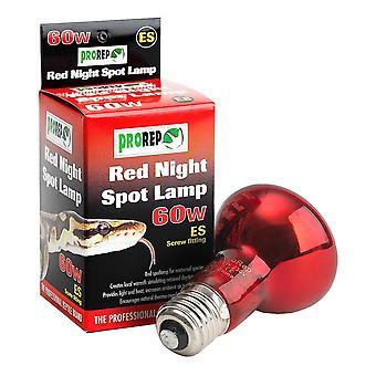 ProRep Red Night Spot Lamp 100w ES