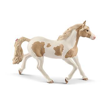 Schleich Club Paint Horse Mare Toy figur (13884)