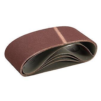 Sanding Belt 100x610mm 5pk - 100 Grit
