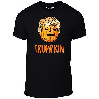 Män ' s Halloween Trumpkin t-shirt
