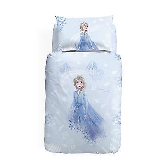 Fagyasztott paplanhuzat Complete 2 Elsa egyágyas Caleffi ágy